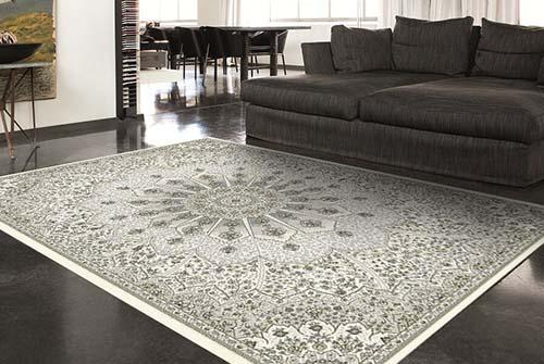 Бельгийские ковры в современных интерьерах